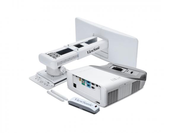 VIEWSONIC MODEL PS750W  شاشة عرض تفاعلية