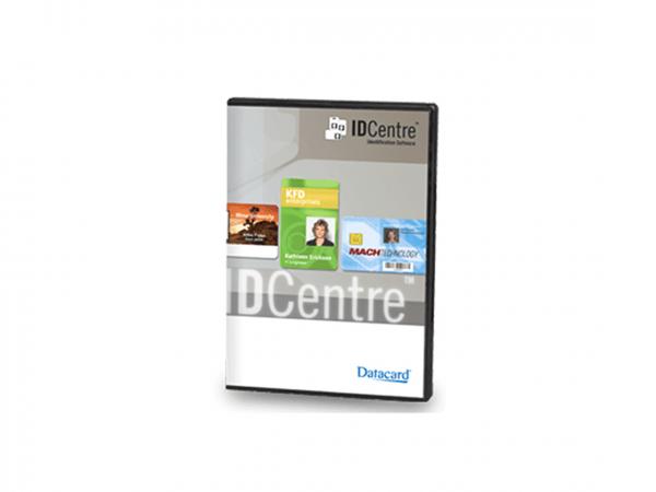 برنامج تصميم وانتاج البطاقات IDCENTRE