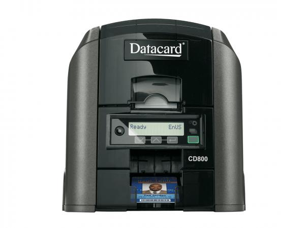 طباعة البطاقات  CD800