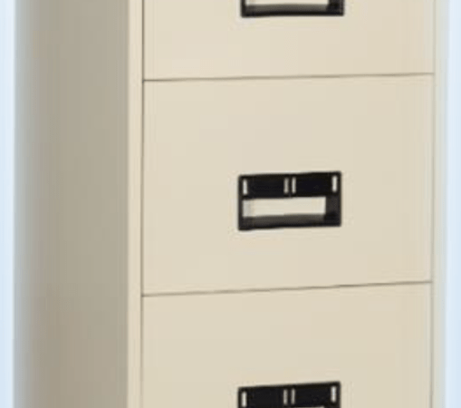 FILING CABINET – 3 DRAWERS