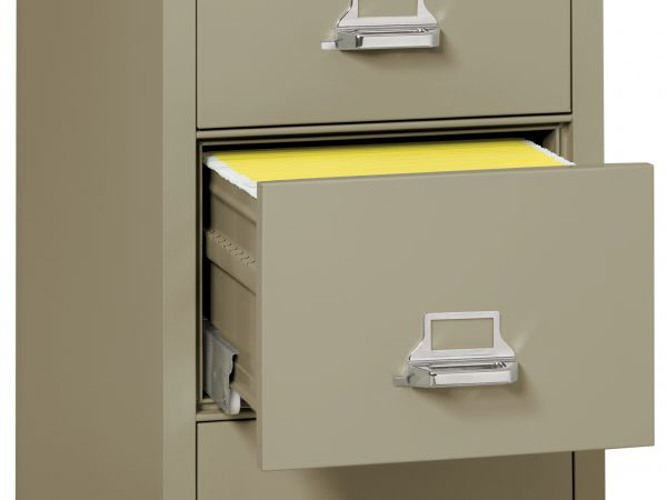 FIRE PROOF FILIING CABINET – 3 DRAWERS